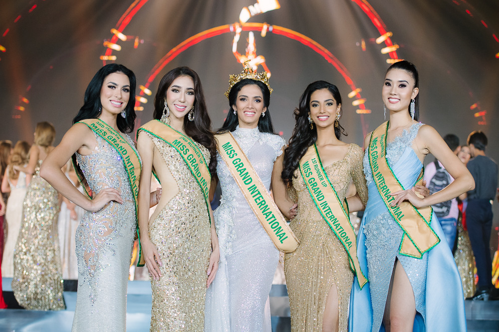 Critical Beauty: Paraguay Wins Miss Grand International 2018