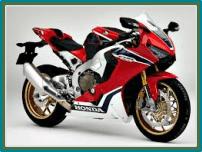 Honda CBR1000RR SP1