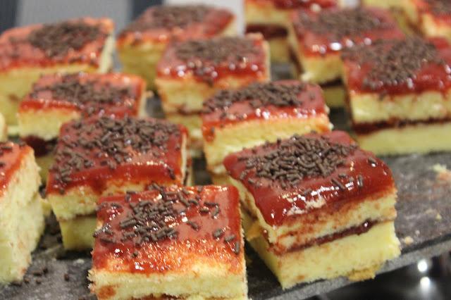 Cake di Gleneagles Sabah