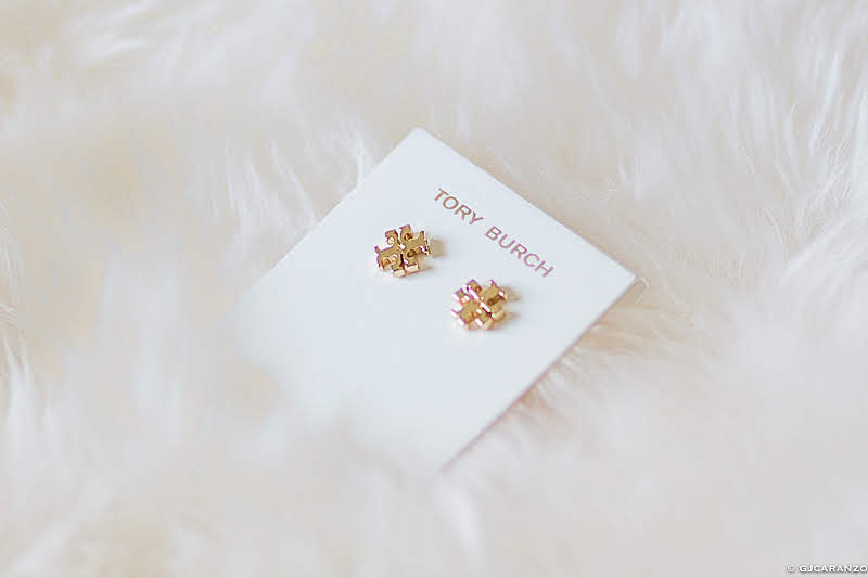 Tory Burch Logos Stud Earrings Review