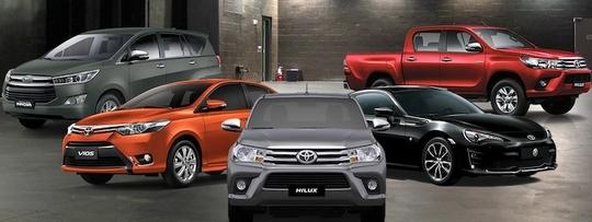 Rekomendasi Sales Astrido Toyota Kebon Jeruk - Jakarta Barat