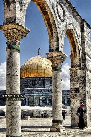 Free hd wallpapers beautiful pics of masjid al aqsa - Al aqsa mosque hd wallpapers ...