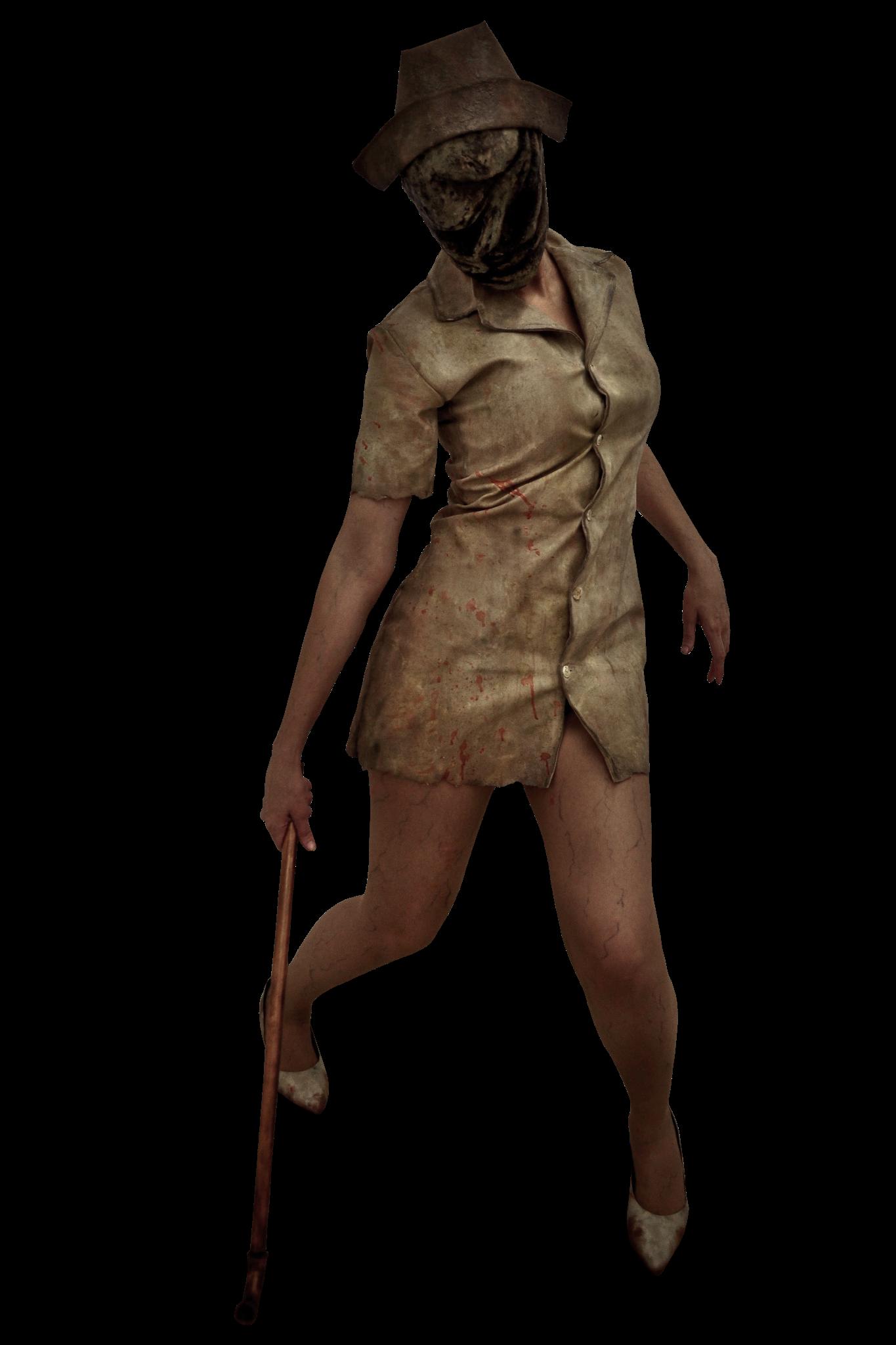 Cosplay - Yukilefay - Nurse (Silent Hill)