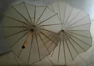 Berbagai macam bentuk dan fungsi payung