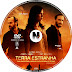 Label DVD Terra Estranha