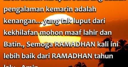 Kata-Kata Ucapan Selamat Ramadhan Bulan Puasa Tahun 2019