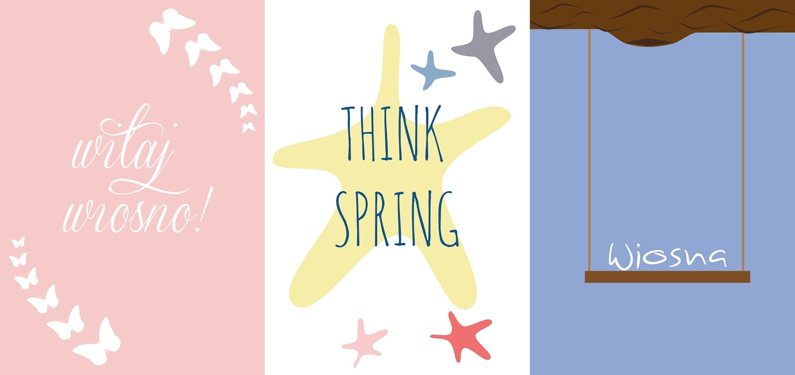 plakaty, wiosna, blog, plakaty do pobrania, wylegarnia pomyslow, grafika, darmowa grafika, plakaty za darmo