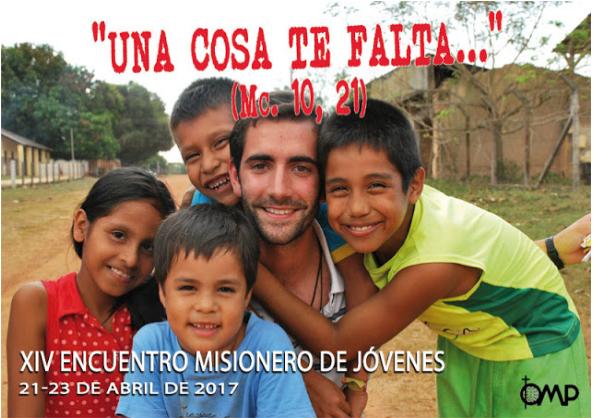 OMP, misiones, jóvenes misioneros