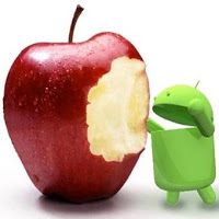 O Android está claramente vencendo  o iOS