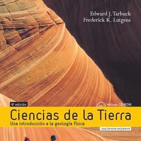 Ciencias de la tierra Tarbuck Lutgens | Geologia