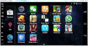 Emulator Android Terbaik Dan TerRingan!