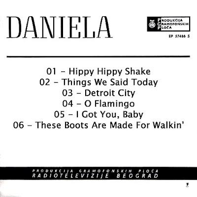 Daniela - Collection (1966-1967)