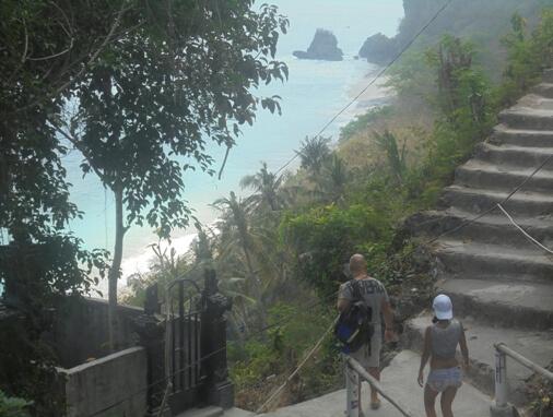 Padang Padang Original Beach Bali, Labuan Sait Beach Bali, Padangpadang Labuan Sait