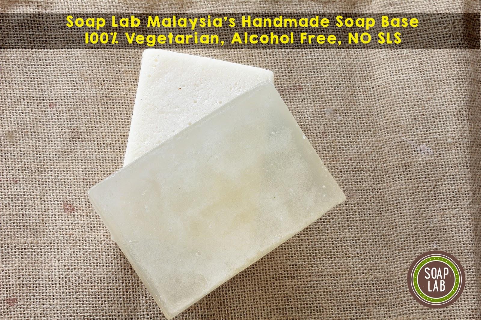 Malaysia Soap Base natural handmade