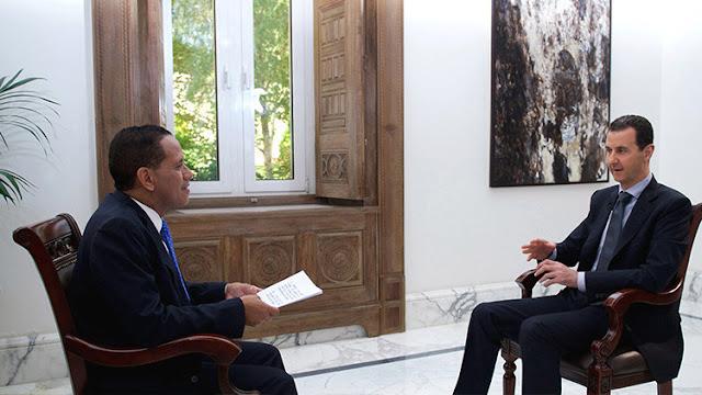 "Assad: ""Trump es un títere del 'Estado profundo' de EE.UU."""
