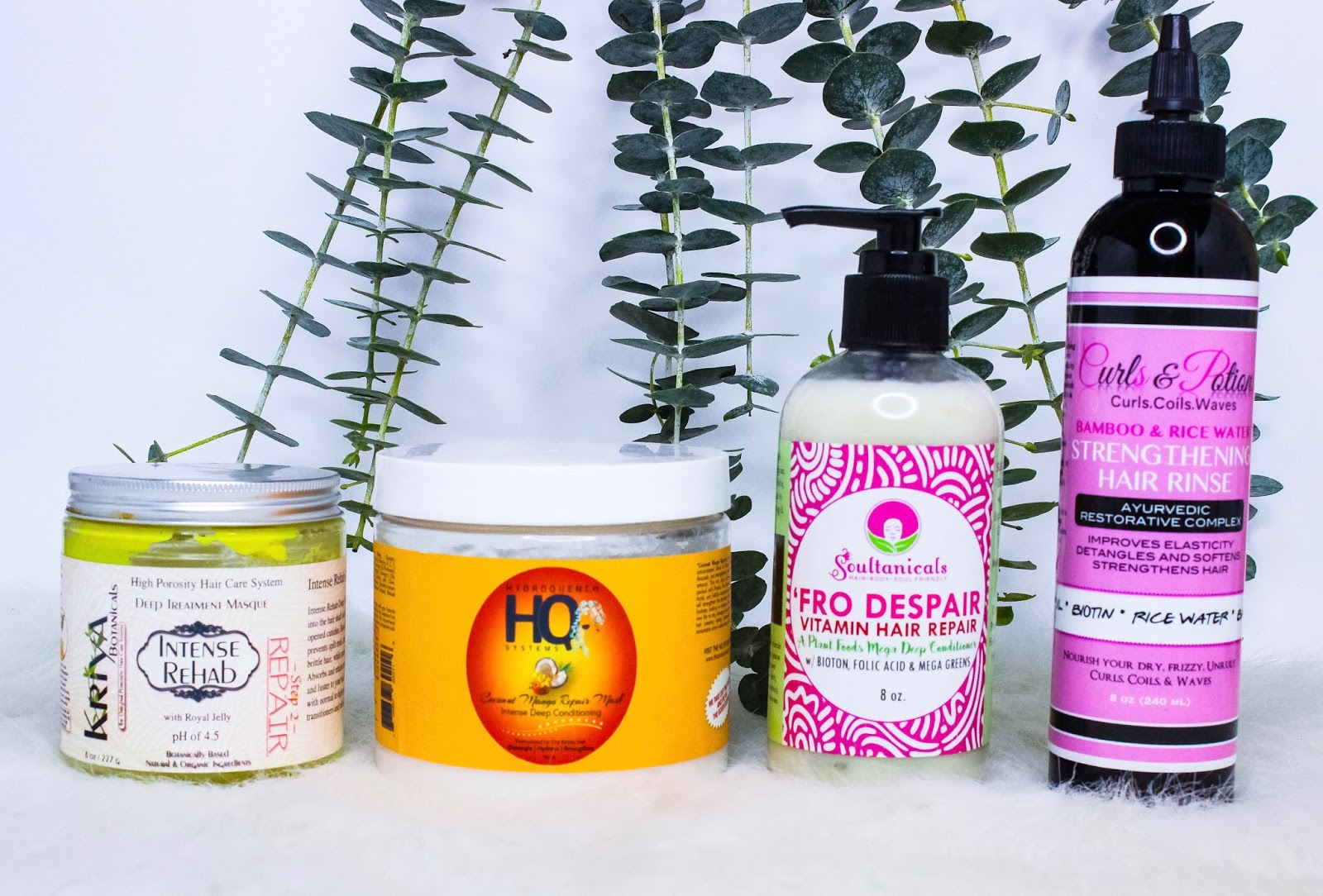 Christina S Choice 2017 Best Deep Conditioners For Natural Hair