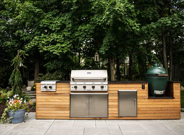 Grill Areas For Inspiration 5