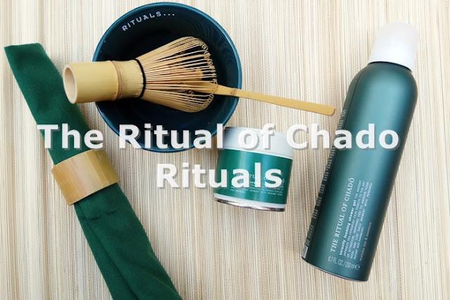 The Ritual of Chado - Rituals