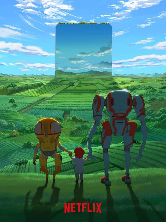Eden - anime od Netflix