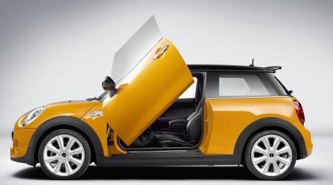 Mini Cooper Pintu Gunting