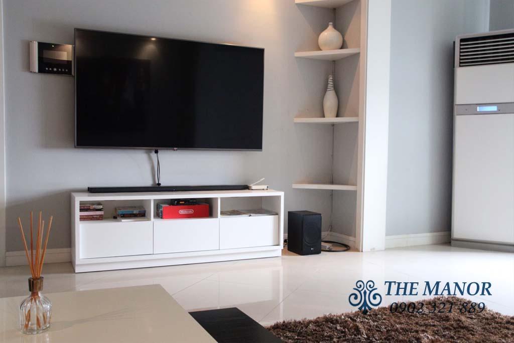 Siêu hot bán căn hộ Manor giá rẻ 2PN full nội thất view Bitexco - hình 5
