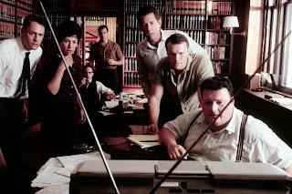 JFK movie cast 1991