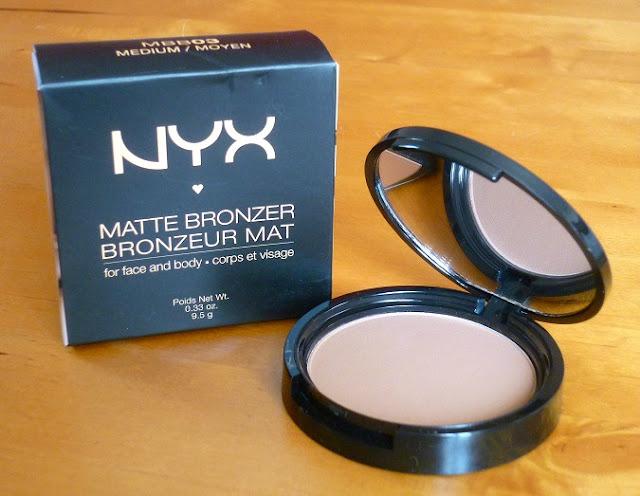 NYX Bronzer