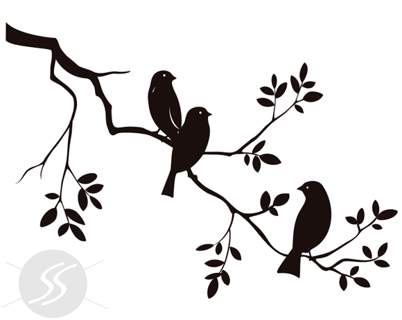 adesivos decorativos animais xxxxxxxx 17 - 20 Adesivos decorativos de animais para decorar o seu ambiente