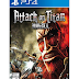 Attack On Titan - Ps4 Psn Midia Digital