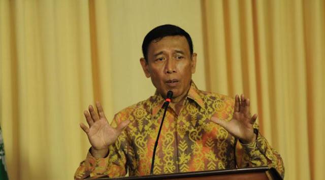 Wiranto: Pancasila Banyak Mengadopsi Ideologi Islam yaitu Tauhid
