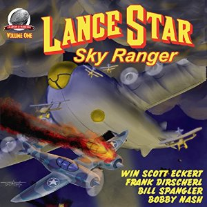 AUDIO LANCE STAR - SKY RANGER VOL. 1