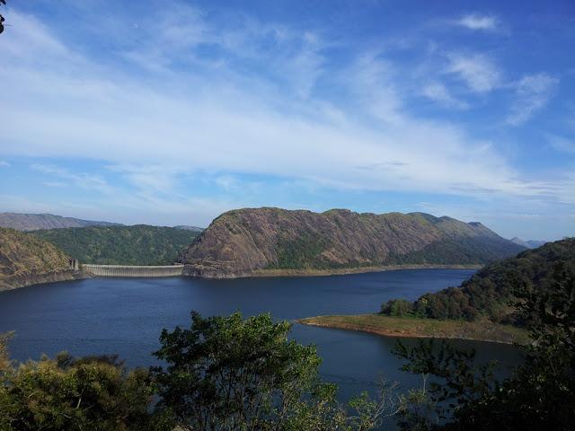 Idukki Arch Dam  Kerala - Pick, Pack, Go