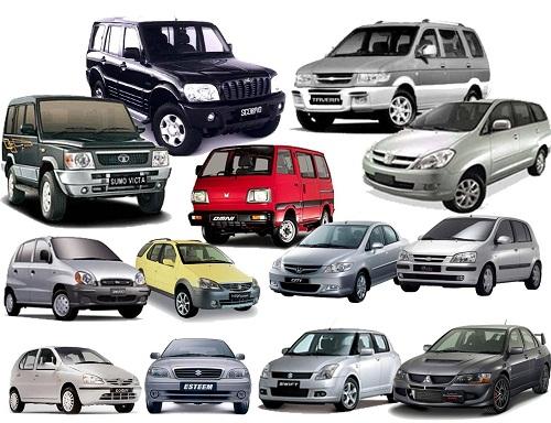 Daftar Harga Mobil Bekas Murah Semua Merk Terbaru 2016