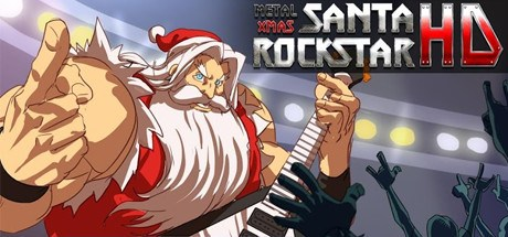 Santa Rockstar Steam Edition