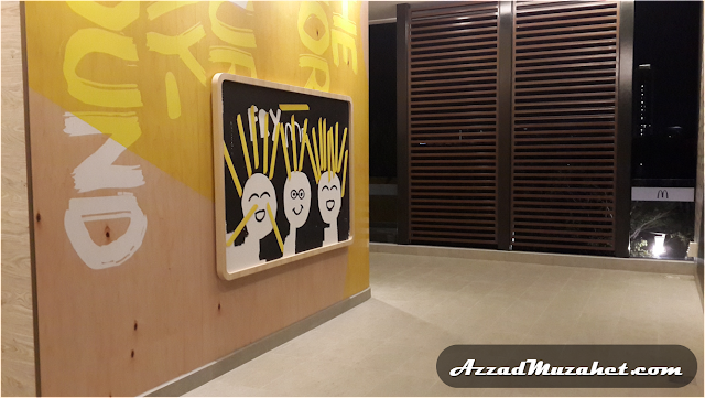McDonald's Putrajaya Drive-Thru_Upstairs_Open_Air