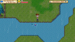 Technical Issue sangat penting baik dalam game maupun applikas Bug di Harvest Moon Seeds of Memories