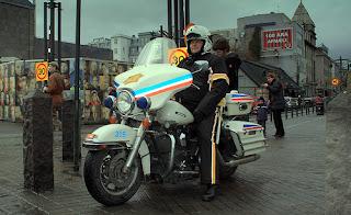 Speed tickets in Iceland