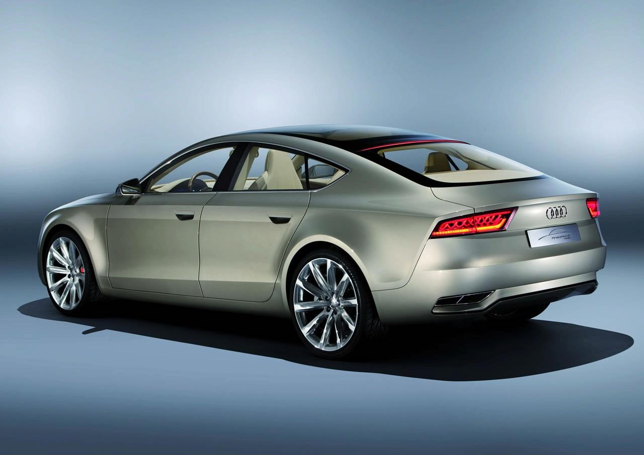 Car News: Audi A7 2012