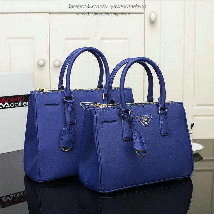 8ef2fcac96af Prada Galleria Saffiano Leather Tote Bag