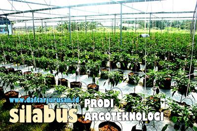 Mata Kuliah Yang Dipelajari Pada Agroteknologi