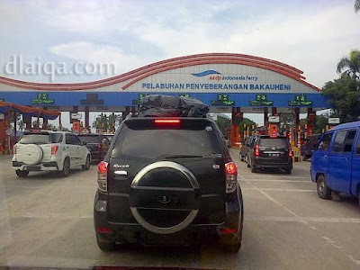 Pelabuhan Bakauheni, Lampung