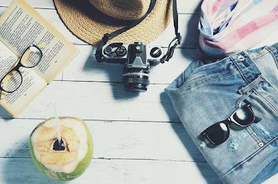 peralatan liburan
