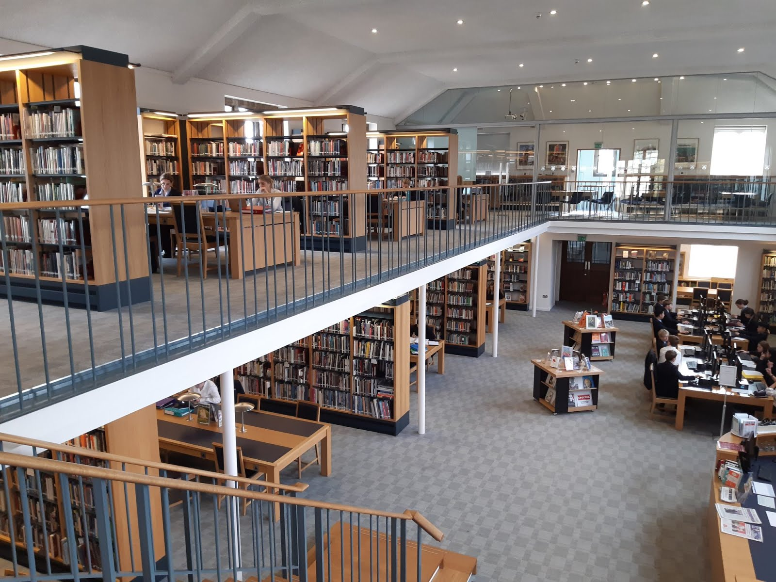 Cripps Library, Oundle School