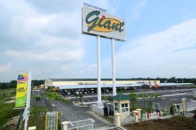 Giant Hypermarket Banting