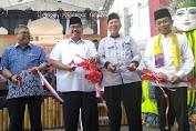 Walikota Jakarta Barat, HM.Anas Efendi Buka Acara Kampoeng Ramadhan di Seasons City