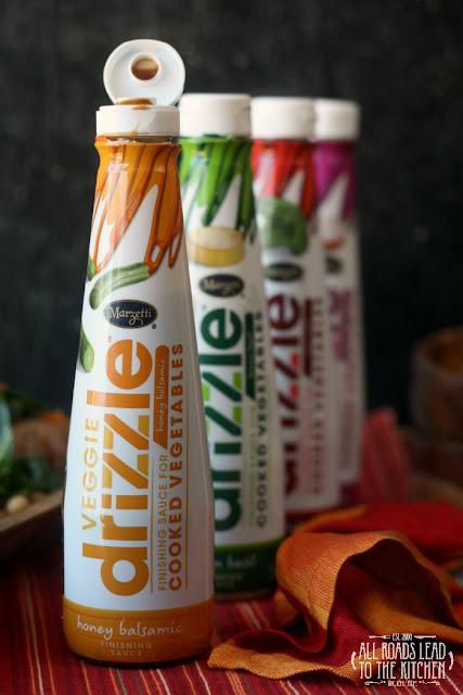 Marzetti Veggie Drizzle Finishing Sauce