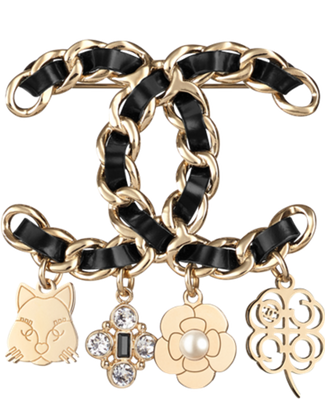 CHANEL Fall-Winter 2017/2018 Pre-Collection of Costume Jewelry