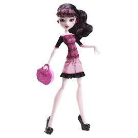 MH Scaris: City of Frights Draculaura Doll