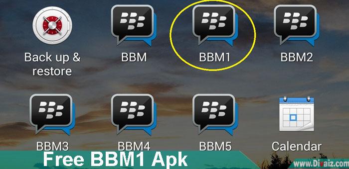 Download BBM1 Apk Android Terbaru