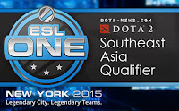 esl turnament dota 2 oktober 2015